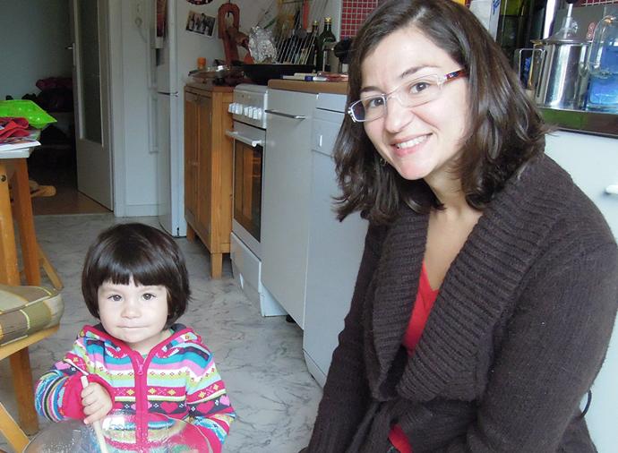 Paula y María López